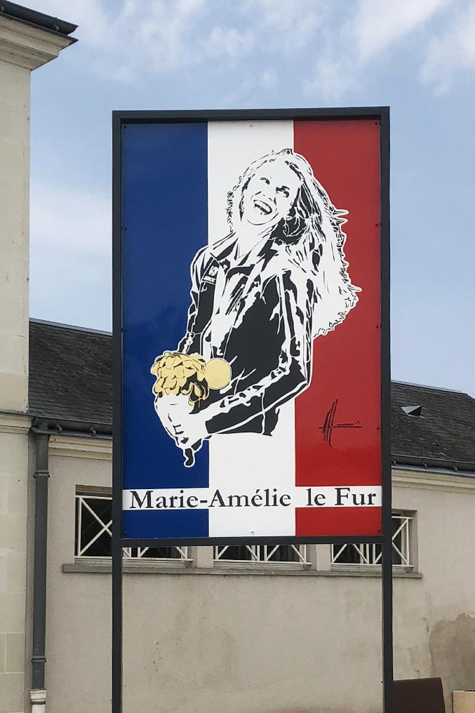 Michel Audiard Sculpteur Passages Marie-Amélie Le Fur